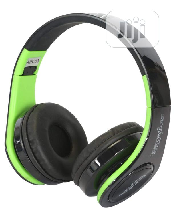 Tm-062g Wireless Stereo Headphone