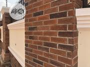 Burnt Thin Bricks and Stone Tiles for Wall | Building Materials for sale in Enugu State, Enugu