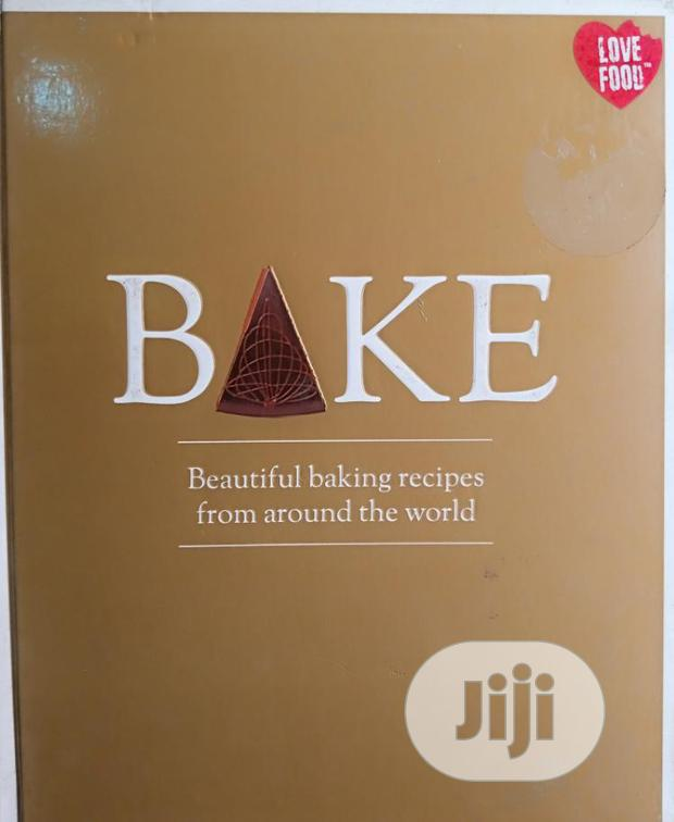 Bake, A Beautiful Baking Recipes From Around The World
