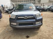Toyota 4-Runner 2012 Limited 4WD Blue | Cars for sale in Lagos State, Ikeja