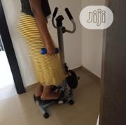 Standin Stepper With Dumbbell | Sports Equipment for sale in Abuja (FCT) State, Central Business District