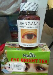 Clear Vision Capsule and Eye Bright Tea | Vitamins & Supplements for sale in Abuja (FCT) State, Utako