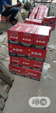 12v 75ah AGR Battery | Vehicle Parts & Accessories for sale in Lagos State, Lagos Mainland