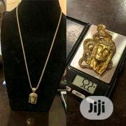 Pure Gold Chain and Pendant Available | Jewelry for sale in Lagos State, Yaba