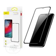 Baseus 2pcs 0.3mm Full Screen Protector for iPhone 11 Pro Max | Mobile Phones for sale in Lagos State, Ikeja