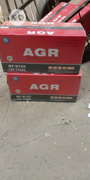12v 150ah AGR Battery | Vehicle Parts & Accessories for sale in Lagos State, Lagos Mainland