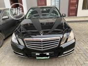 Mercedes-Benz E200 2012 Black | Cars for sale in Lagos State, Ikeja