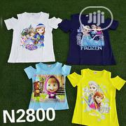 Character Girls T'shirt | Children's Clothing for sale in Lagos State, Surulere