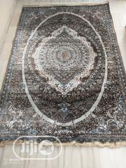 7*10ft Iranian Centre Rug Brown   Home Accessories for sale in Lagos State, Ojo