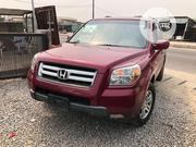 Honda Pilot 2006 EX 4x4 (3.5L 6cyl 5A) Red | Cars for sale in Lagos State, Ajah