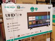 Hisenes 50inchs Smart Uhd | TV & DVD Equipment for sale in Lagos State, Ojo