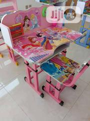 Children Reading Table N Chair | Furniture for sale in Abuja (FCT) State, Kado