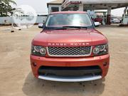 Land Rover Range Rover Sport 2012 Red | Cars for sale in Lagos State, Magodo