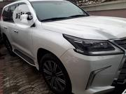 Lexus LX 570 2017 Base White | Cars for sale in Lagos State, Amuwo-Odofin