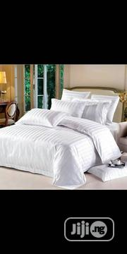 White Bedsheet | Home Accessories for sale in Lagos State, Ajah