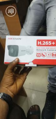 Hikvision Exir Fixed Mini Bullet Network Camera | Security & Surveillance for sale in Lagos State, Ikeja