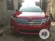Toyota Venza 2012 V6 Red | Cars for sale in Lagos State, Amuwo-Odofin