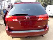Toyota Sienna 2004 XLE FWD (3.3L V6 5A) Red | Cars for sale in Lagos State, Isolo