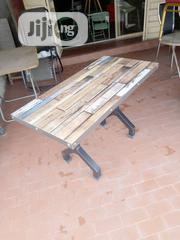 Wooden Dining Table By 6 | Furniture for sale in Lagos State, Ojo