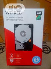 "WD Red 3.5"" Nas Hard Drive 2tb 
