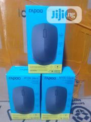 Rapoo Wireless and Bluetooth Mouse M100 Silent | Computer Accessories  for sale in Lagos State, Ikeja