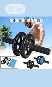 Ab Exercise Wheel Roller | Sports Equipment for sale in Lagos State, Ikoyi