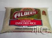 Alberto Long Grain Enriched Paraboiled Rice | Meals & Drinks for sale in Lagos State, Surulere