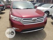 Toyota Highlander 2009 Limited 4x4 Red   Cars for sale in Lagos State, Amuwo-Odofin