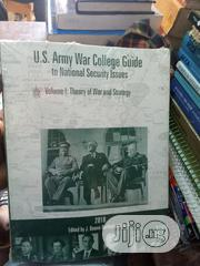 U.S Army War College Guide to National Security Issues 2 Volumes. | Books & Games for sale in Lagos State, Surulere