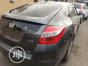 Honda Accord CrossTour 2012 EX Gray | Cars for sale in Lagos State, Surulere