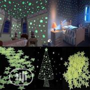 DIY Glow in the Dark Bedroom Wall Art Sticker - 100pcs | Home Accessories for sale in Lagos State, Lagos Island