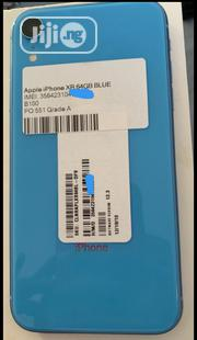 Apple iPhone XR 64 GB Blue | Mobile Phones for sale in Abuja (FCT) State, Gwagwalada