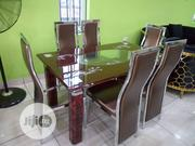 Complete Set of Dinning by 6 | Furniture for sale in Lagos State, Ojo