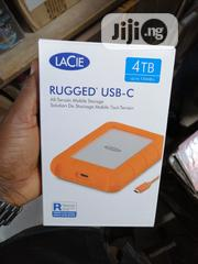 Lacie Rugged 4tb Usb C Hard Drive | Computer Hardware for sale in Lagos State, Ikeja