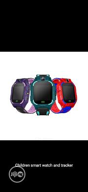 Children's Smart Watch Android Insert Card 2G GPS Anti-Lost | Smart Watches & Trackers for sale in Lagos State, Ikeja