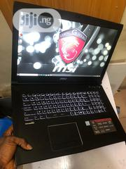 Laptop MSI GP72 Leopard Pro 8GB Intel Core I7 HDD 1T | Laptops & Computers for sale in Lagos State, Ikeja