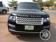 Land Rover Range Rover Vogue 2017 Black | Cars for sale in Abuja (FCT) State, Garki 2