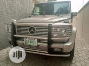Mercedes-Benz G-Class 2004 Gold | Cars for sale in Lagos State, Surulere