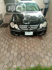 Mercedes-Benz CLK 2007 350 Avantgarde Black | Cars for sale in Lagos State, Agege
