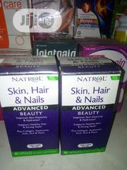 Natrol Skin, Hair And Nails Advanced Beauty Capsules | Skin Care for sale in Abuja (FCT) State, Wuse 2