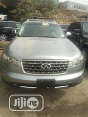 Infiniti FX35 2008 Silver   Cars for sale in Lagos State, Apapa