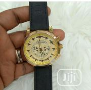 Men's Leather Wristwatch | Watches for sale in Osun State, Ife