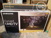 Samsung Curved Smart 4k 55 Inches | TV & DVD Equipment for sale in Lagos State, Ojo