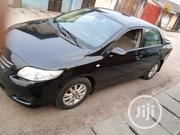 Toyota Corolla 2008 Verso 1.8 VVT-i Automatic Black   Cars for sale in Rivers State, Port-Harcourt