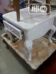 Royal Marble Top Side Table   Furniture for sale in Lagos State, Ojo