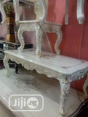 Royal Marble Center Table With Two Side Tables | Furniture for sale in Lagos State, Ojo