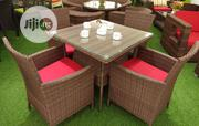 Super Quality Basket Dining Table By 4 | Furniture for sale in Lagos State, Ojo