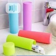 Colourful Brush And Toothpaste Case | Home Accessories for sale in Lagos State, Lagos Island