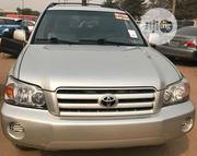 Toyota Highlander 2004 Silver   Cars for sale in Lagos State, Lagos Mainland