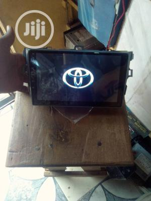 Toyota Corolla Tesal And Android System For Automatic A/C